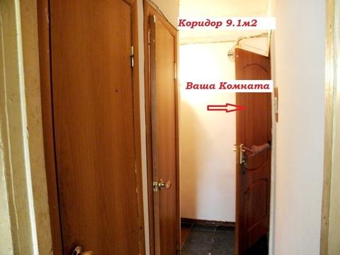 Комната в Московском районе! - Фото 3