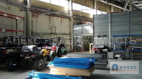 Аренда помещения пл. 350 м2 под склад, автосервис, , офис и склад м. . - Фото 1
