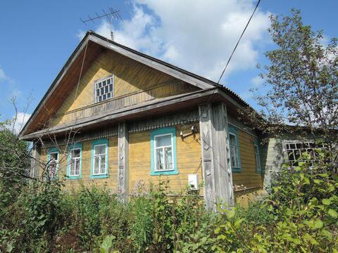купить дом в деревне михвйловское костромской обл
