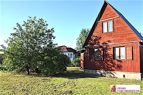 Дачный дом на участке 7,3 сот в СНТ Родник в Раменском районе - Фото 1