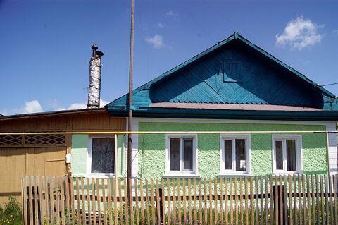 Жилой дом у леса 61м2 на зем.уч. 13 сот. ул. радищева Ревда - Фото 1