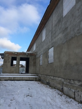 Строение 500 кв.м. на участке 12 соток в п. Лужники, Ступинский р-н - Фото 2
