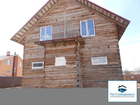 Дом в пгт Тучково, ИЖС, газ, вода - Фото 2