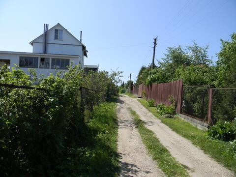 Участок 19 сот. , Боровское ш, 28 км. от МКАД. - Фото 4