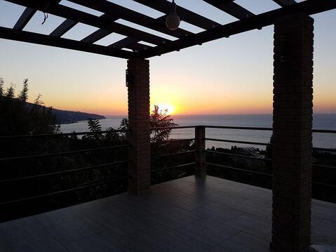 Продам новый двухэтажный коттедж с видом на море выше Приморского парк - Фото 1