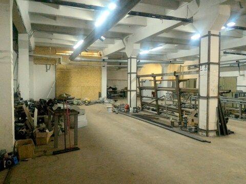 Сдаю на Варшавке производственное помещение 430 м2 - Фото 1