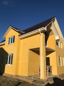 Новый каменный дом 120 кв.м, г. Чехов, 47 км от МКАД - Фото 2