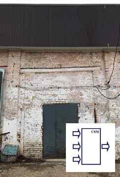 Кумертау. Производственн помещение в аренду ул.Бабаевская, пл.535 кв.м - Фото 3