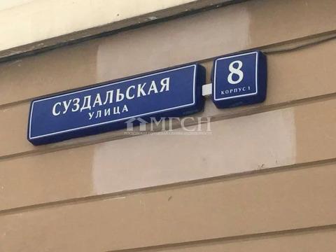 Объявление №56076667: Продаю 5 комн. квартиру. Москва, ул. Суздальская, 8к1,