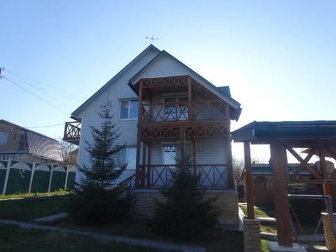 Продаю дом с видом на реку Волгу - Фото 2