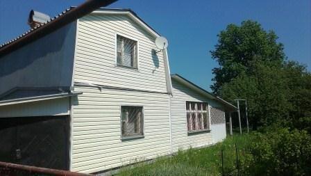 Продается дом в д.Костино, Серпуховского района - Фото 1