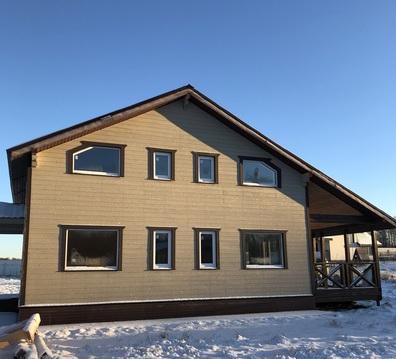 Новый жилой дом 150 кв.м. рядом с Волоколамском, свет, вода, 15с - Фото 3