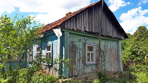 Дом 48кв.м. на участке 18 соток ИЖС, недорого, мат. капитал, прописка - Фото 1