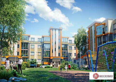 Продажа 1- комнатной квартиры в новом малоэтажном ЖК комфорт-класса