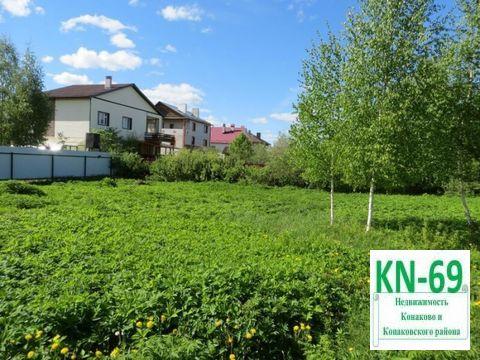 Участок в мкр Зеленый Бор города Конаково - Фото 2