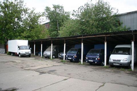 Продажа производственного помещения, м. Тульская, Рощинский 4-й проезд - Фото 4
