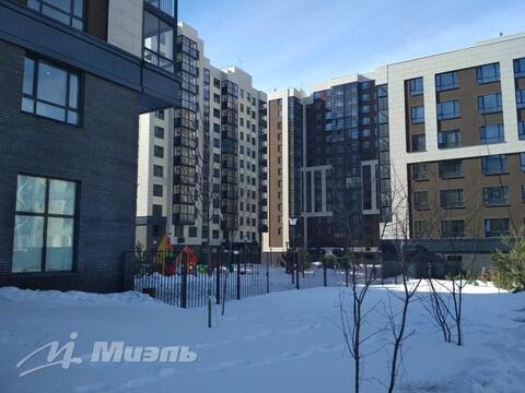 Продажа квартиры, м. Теплый стан, Сервантеса улица - Фото 1