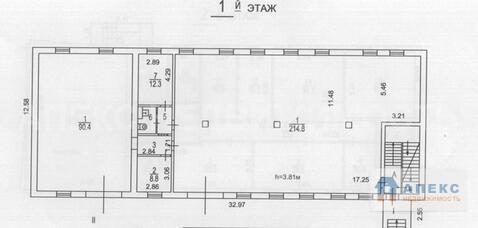 Аренда помещения пл. 1183 м2 под производство, склад, , офис и склад . - Фото 3