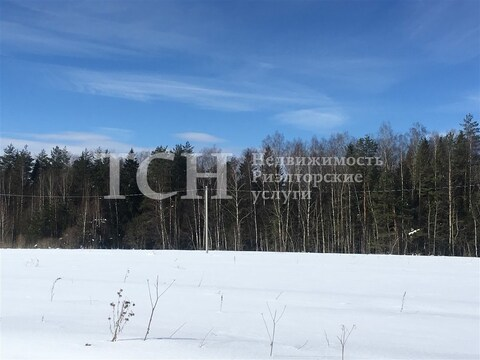 Участок, Щелковский, п Огудневского лесничества - Фото 1