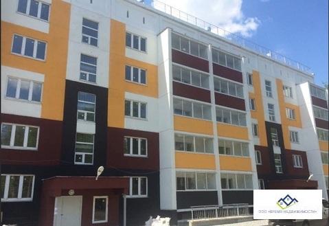 Продам 1-комн квартиру Дегтярева д56а 4эт, 42кв.м - Фото 1
