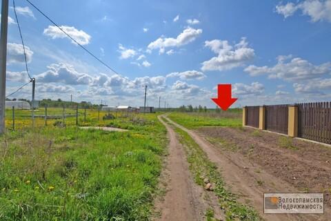 Участок под строительство в Волоколамске - Фото 5
