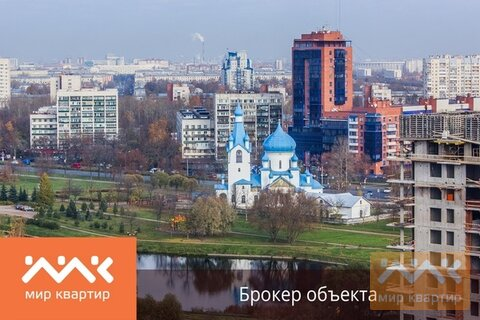 Квартира с эркером и панорамным видом в парк - Фото 1