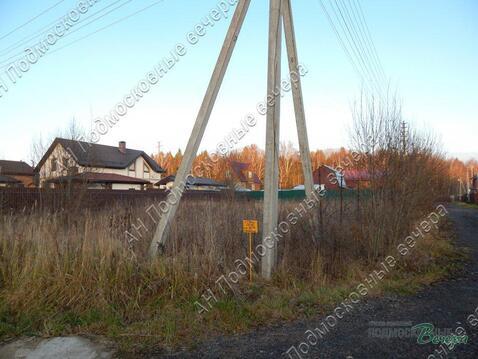 Волоколамское ш. 26 км от МКАД, Нефедьево, Участок 6 сот. - Фото 5