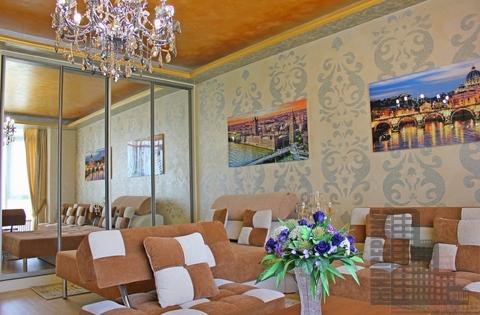 Две квартиры в ЖК Монарх, Сокол, дизайнерский ремонт - Фото 2
