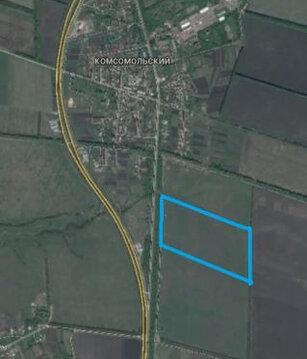 Продажа: земельный участок 1100 соток - Фото 1
