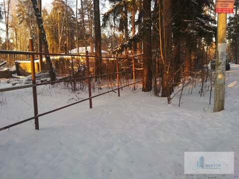 Продается участок в Щелковском районе пос.Загорянский ул.К.Либкнехта - Фото 2