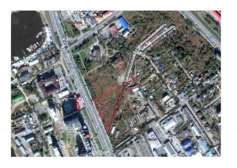 Продается земельный участок, г. Хабаровск, ул. им. Павла Морозова - Фото 3