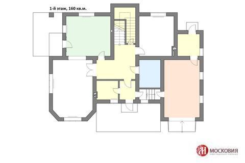 Дом 360 кв.м. в Новой Москве, 33 км по Калужскому/Варшавскому шоссе - Фото 4