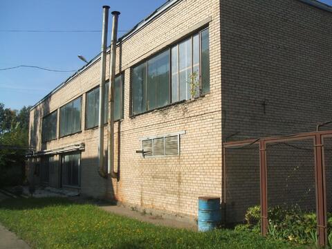 Сдается производственное помещение 1271 кв. м Столовая. - Фото 3