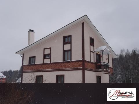 Продаётся дом 270 кв.м. на участке 22 сотки в д.Толстяково - Фото 1