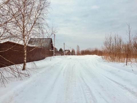 Продаётся участок в д. Ишино Чеховского района - Фото 4