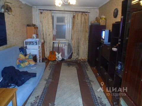 Продажа комнаты, Омск, Ул. Петра Ильичева - Фото 1