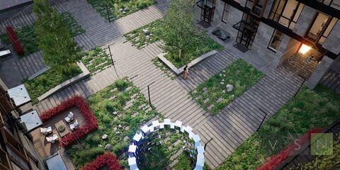 Продается квартира г.Москва, Большой Николоворобинский переулок - Фото 2