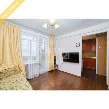 Продажа1-к квартиры на 3/5 этаже на ул. Парфенова, д. 10 - Фото 1