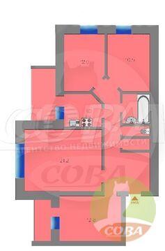 Продажа квартиры, Тюмень, Ул. Моторостроителей - Фото 1