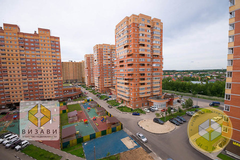 2к квартира 68 кв.м. Звенигород, мкр Супонево, корп. 2 - Фото 1