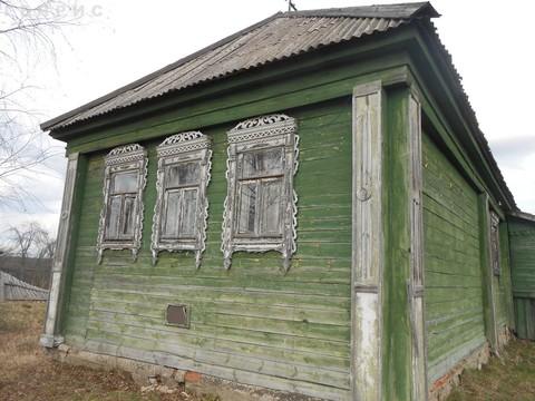 Дом в д.Андроново, Клепиковского района, Рязанской области. - Фото 1