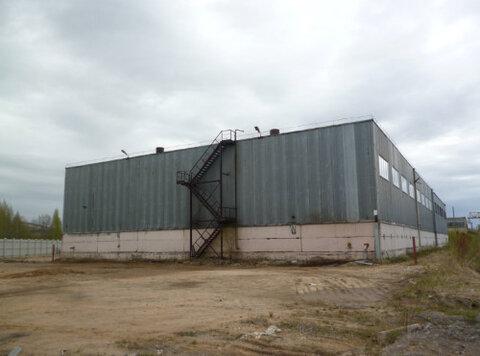 Продажа склада, Вологда, Ул. Преображенского - Фото 2