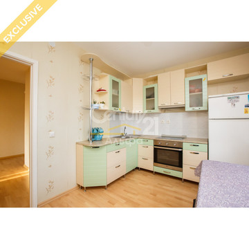 Просторная и светлая однокомнатная квартира на ул. Водников д.3 - Фото 3