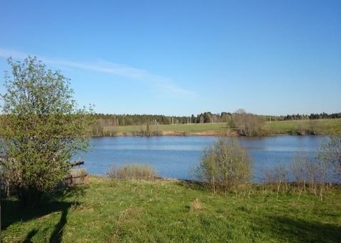 Продам участок на реке - Фото 1