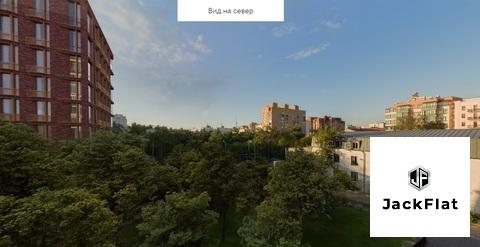 ЖК Реномэ - 126 кв.м, три спальни и кухня-столовая, 3/10 эт. - Фото 5