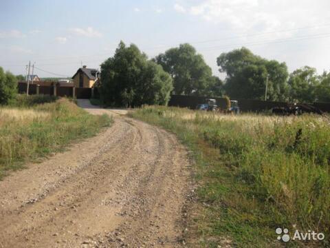 Большой участок на берегу Пронского водохранилища - Фото 1