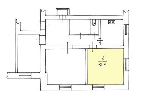 Продажа комнаты, Великий Новгород, Ул. Михайлова - Фото 2