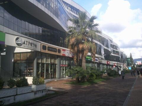 Торговая площадь в центре Сочи - Фото 1
