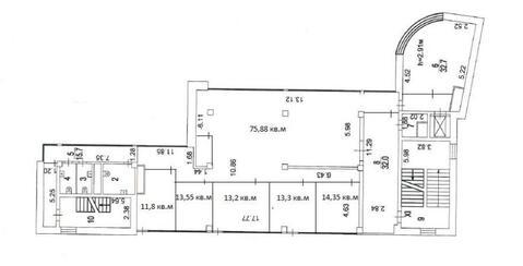 Аренда офиса 229.5 кв.м. Метро Марьина Роща