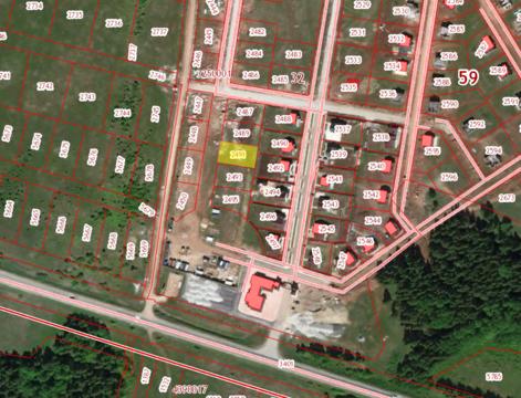 Земельный участок в дер. Валеваи , рядом с Протасами - Фото 1